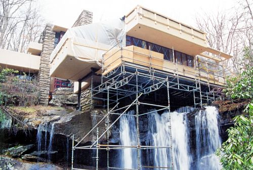 The Fall Of Fallingwater Blogarq