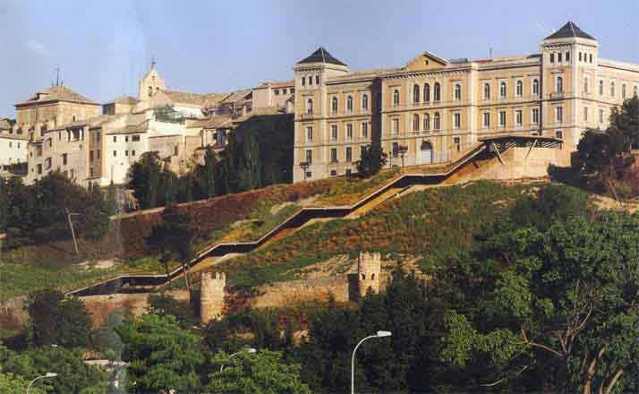 Escaleras de la granja mart nez lape a torres for Escaleras toledo