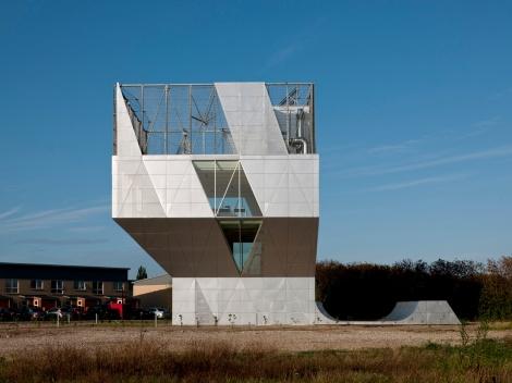 Herstedlund, Fælleshus - Dorte Mandrup Arkitekter