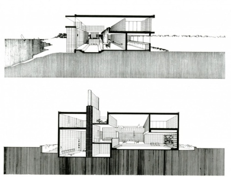 Milam Residence - Paul Rudolph