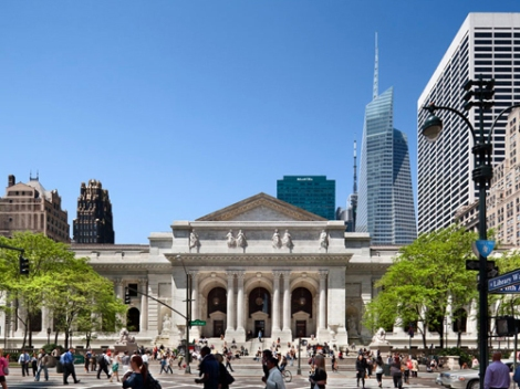 The New York Public Library - Exterior Restoration