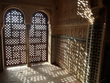 ventana alhambra