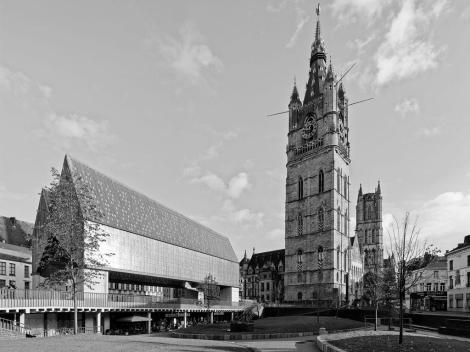 Ayuntamiento de Gante 1