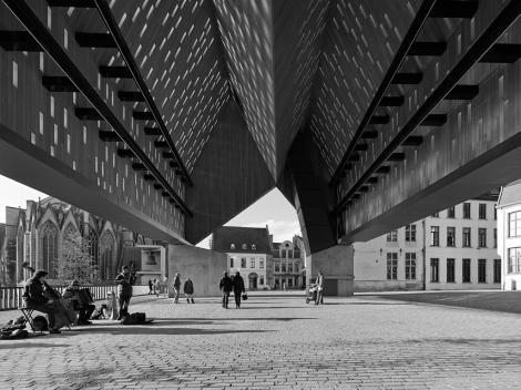 Ayuntamiento de Gante 2
