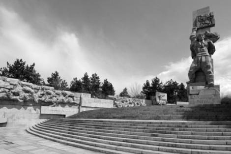 complejo memorial apriltzi Panagyurishte, 1976