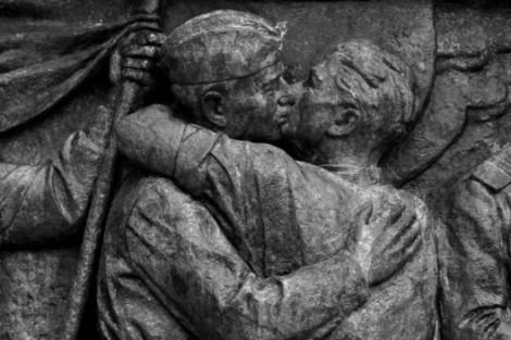 monumento al ejército soviético, Burgas, 1953