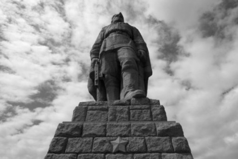 monumento al ejército soviético, Plovdiv, 1954