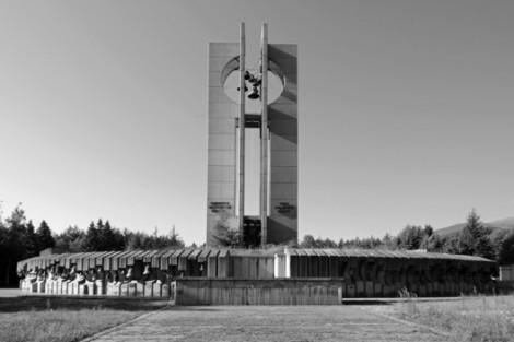 monumento bandera de la paz, Sofía, 1979