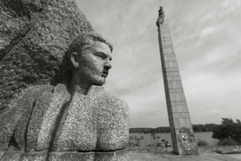 monumento de la resistencia, Vidin, 1963