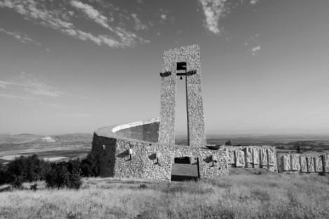 monumento de las tres generaciones, Perushtitza, 1976